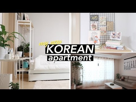My New Apartment in Seoul, Korea | Home Tour