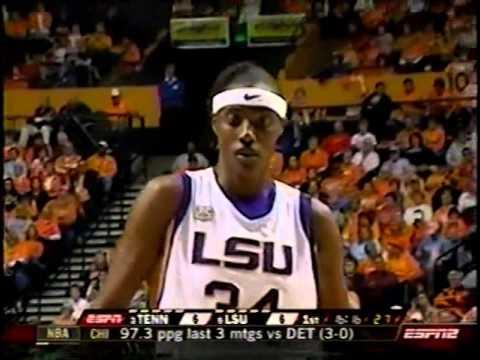 2007-08 Tennessee vs LSU