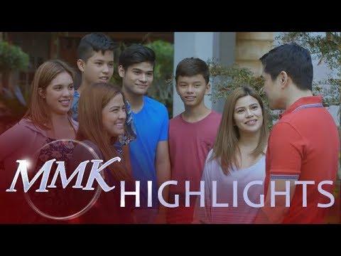 MMK 'Hapagkainan': Robert start his life anew with his family