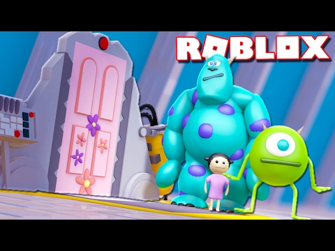 MONSTERS INC IN ROBLOX!