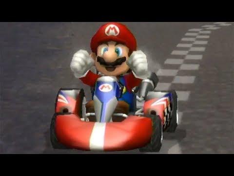 Mario Kart Wii - 50cc Mushroom Cup (3 Star Rank)