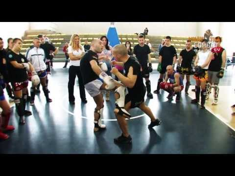 Muay Thai Combat TV 11: Iron Mike Zambidis Seminar by Muay Thai Combat Taranto