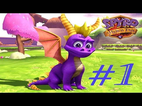 Прохождение Spyro 3: Year of the Dragon