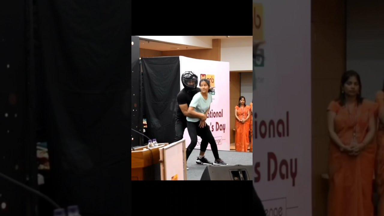 Special For Girl's 🔥 #missionsavenirbhaya#commandofitnessclub