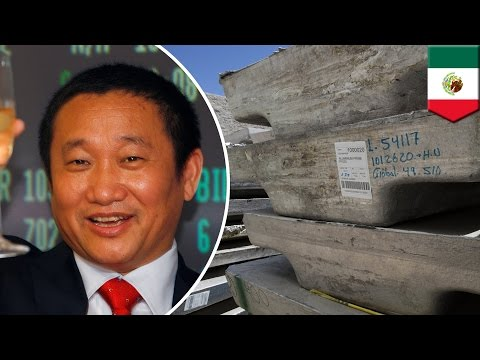 Chinese billionaire hiding 6% of world's aluminium in Mexico desert to game NAFTA - TomoNews