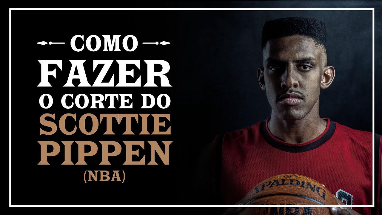Como Fazer o Corte do Scottie Pippen (NBA) - QOD Barber Shop