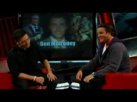 Ben Mulroney on The Hour with George Stroumboulopoulos