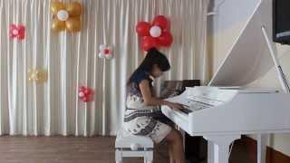 Gunay Akhmedova - Dreaming Sheherazadeh (Aziza Mustafa zadeh) / Azerbaijani Jazz