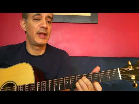 here there and everywhere - beatles - guitar lesson