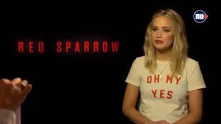 Jennifer Lawrence over Carice: 'Ze heeft geweldige borsten'