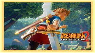 Oceanhorn 2 - Golden Edition (by Cornfox & Brothers Ltd.) - iOS - HD Gameplay Trailer
