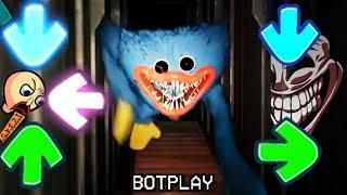 ХАГГИ НАУЧИЛСЯ ТАНЦЕВАТЬ ➲ Poppy Playtime Baldi Trollface