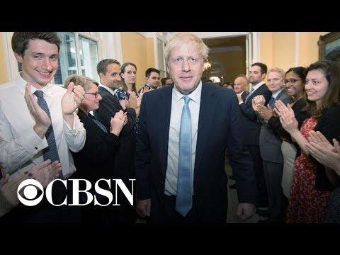 EU rejects Boris Johnson's push for a new Brexit deal