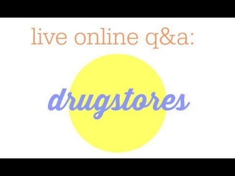 How to Save Money at the Drugstores (+ Live Q&A)