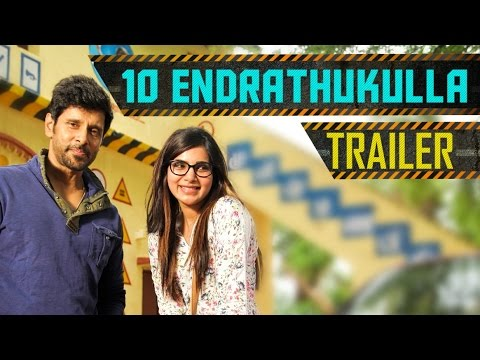 10 Endrathukulla - Official Trailer |...