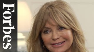 Goldie Hawn Brings Meditation To The Classroom | Forbes