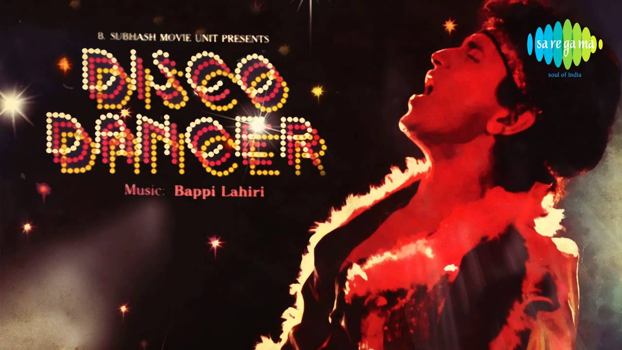 I am a disco dancer with lyrics   आय ऍम अ डिस्को.