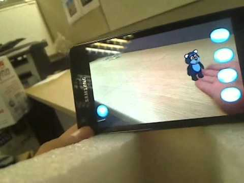 how to make an ar game