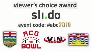 2019 ABC Border Bowl - Rising Selects - May 25th, 2019 (live stream)
