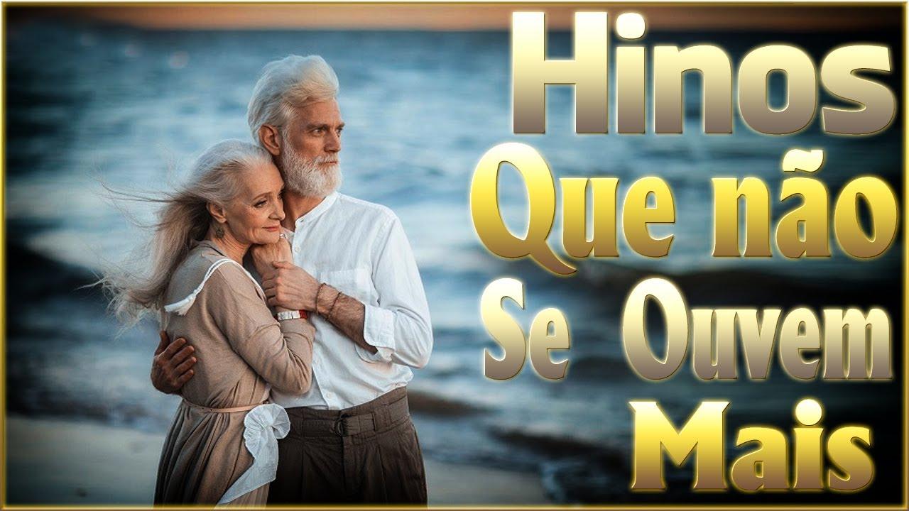 HARPA CRISTÃ - Hinos Antigos || Hinos para sentir a presença de Deus