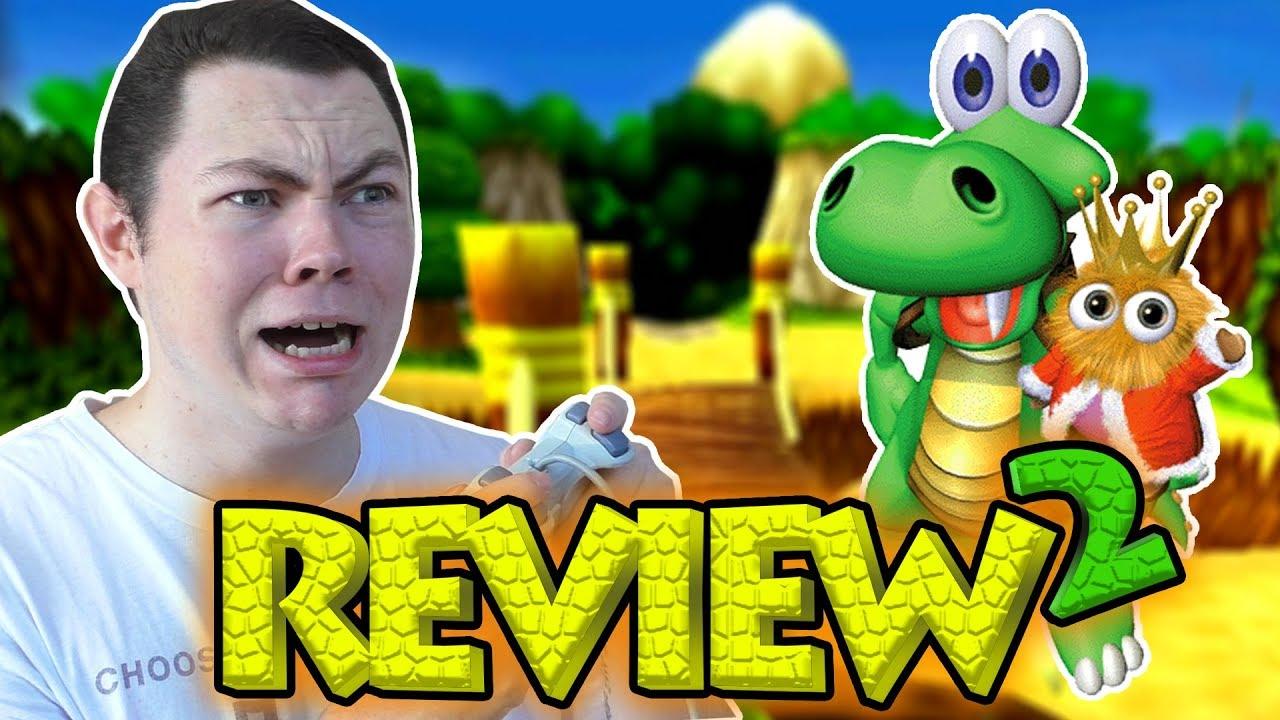 Croc 2 Review – Square Eyed Jak