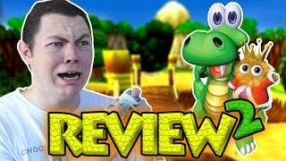 Croc 2 Review - Square Eyed Jak