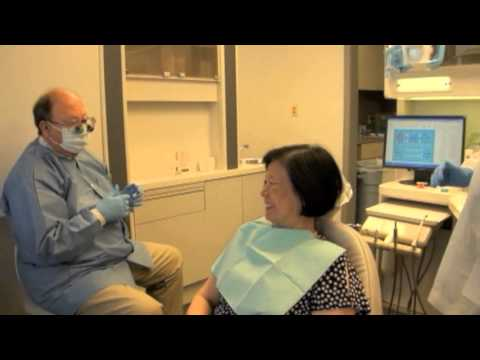 Tooth extraction with hypnosis