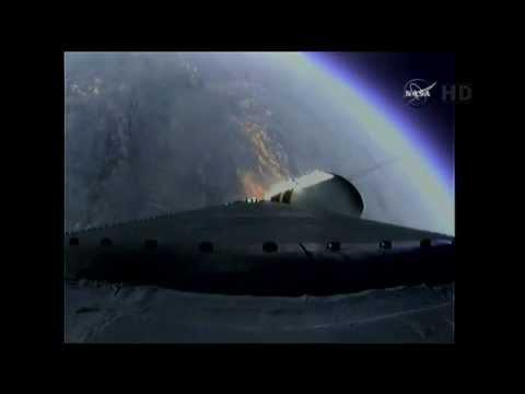 Orion EFT-1 Flight Test Launch Via NASA TV