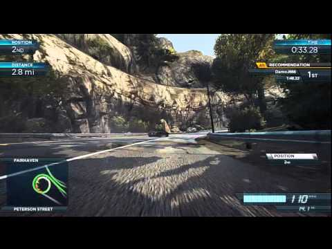 NFS01 (Audi R8 GT Spyder - Park And Ride [Need For Speed: Most Wanted])