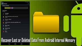 How to recover data from any android phone (100% working)