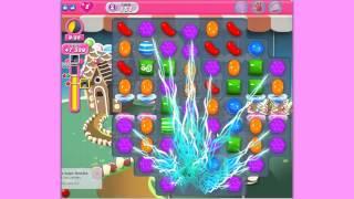 Candy Crush Saga level 151 3 stars