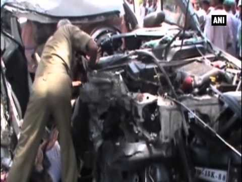 Ten killed in a road accident in Deoghar