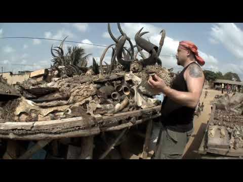 Madventures West Africa  - Voodoo Fetish Market