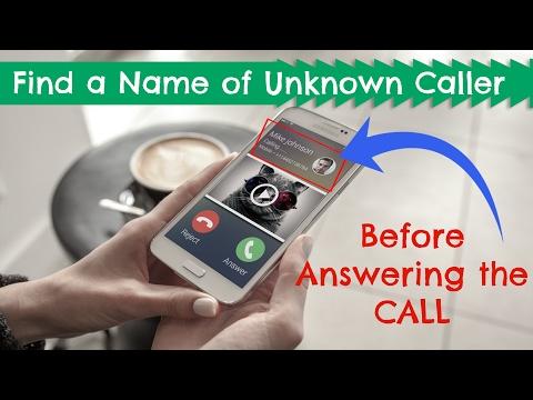 कैसे जाने की कौन और कहाँ से कॉल कर रहा हैं ?   Name/Address/Location Of UnKnown Number Easily
