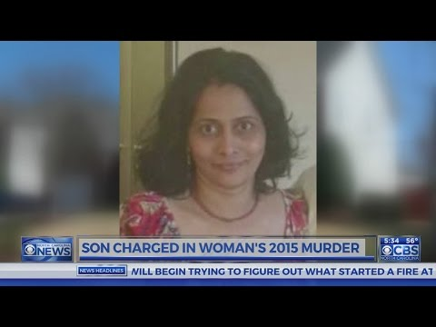 Cary teen charged with murder in mother's death
