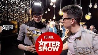 Batman na tripu – ČESKO SLOVENSKO MÁ TALENT AFTER SHOW 2019