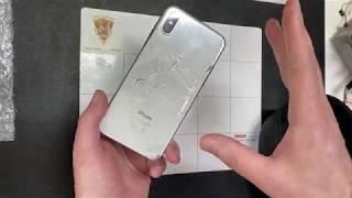 Айфон 10 - Перед, зад, батарея, FaceID...