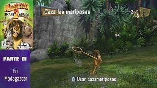 Madagascar 2 (PC/PS3/XBOX360/Wii)(Español)(100%) - Nivel 01: En Madagascar