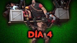 TF2 - Jungle Inferno Día 4 - La espera terminó!