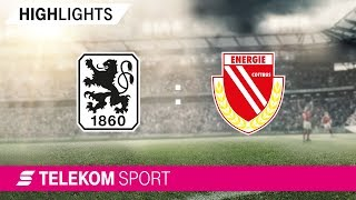 TSV 1860 München – Energie Cottbus | Spieltag 6, 18/19 | Telekom Sport