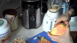 Papaya Power, Walnut Health & Energy Shake - November 2nd Election Support Thumbnail