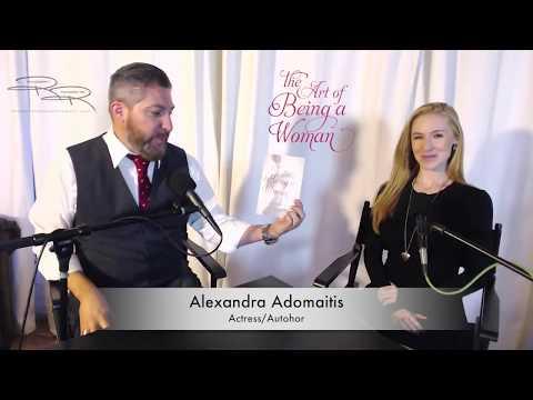 Robert Robbins Show - Women & High Heels with guest Alexandra Adomaitis