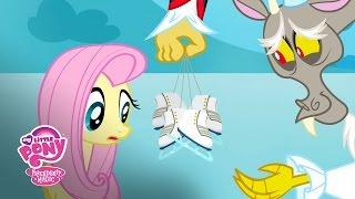 MLP: Friendship is Magic Season 3 - 'Fluttershy's Friend Dilemma' Official Clip