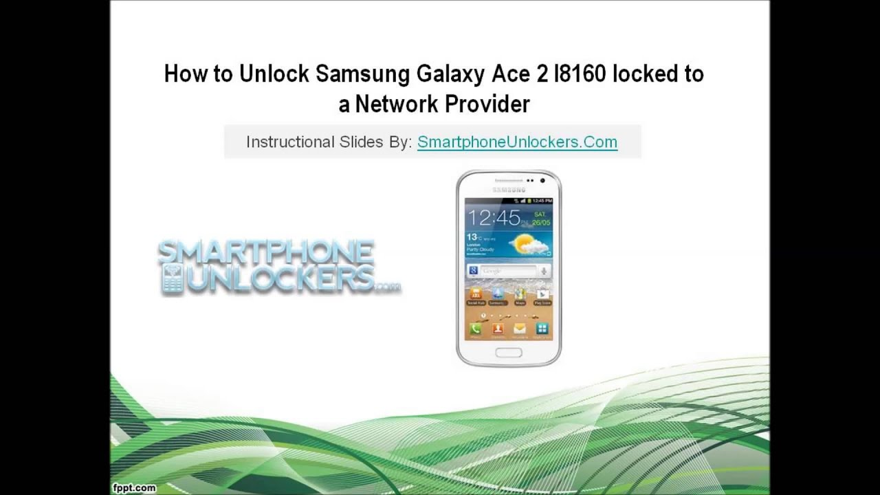Unlock Code For Samsung Galaxy Ace 4 Free