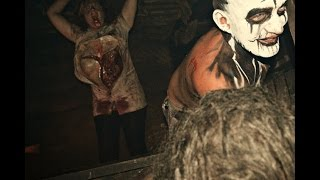 House of Pain Haunted House - Chainsaw dissection