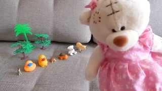 Праздник 8 марта Песенка для любимых мамочек