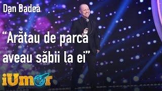 Dan Badea, show senzațional în Galați: