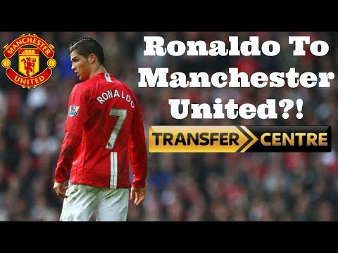 BREAKING NEWS - Cristiano Ronaldo IS Interested In Manchester United RETURN! Sky Sports Sources!