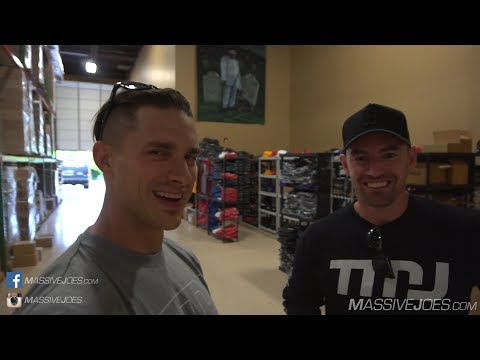 TMJ In The USA! Season 5 Episode 7: Core Nutritionals HQ  | MassiveJoes.com Mr Olympia Tour 2017