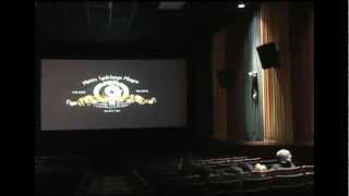Surprise Movie Theater Marriage Proposal And Reaction